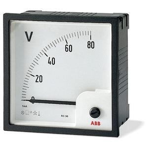 ABB Sace Einbau-Voltmeter VLM-1-600/96