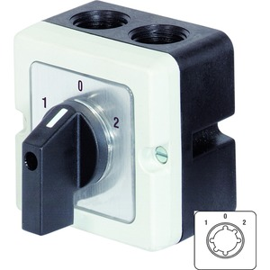 benedict umschalter 3 polig 1 0 2 steuerschalter nockenschalter steuern regeln. Black Bedroom Furniture Sets. Home Design Ideas